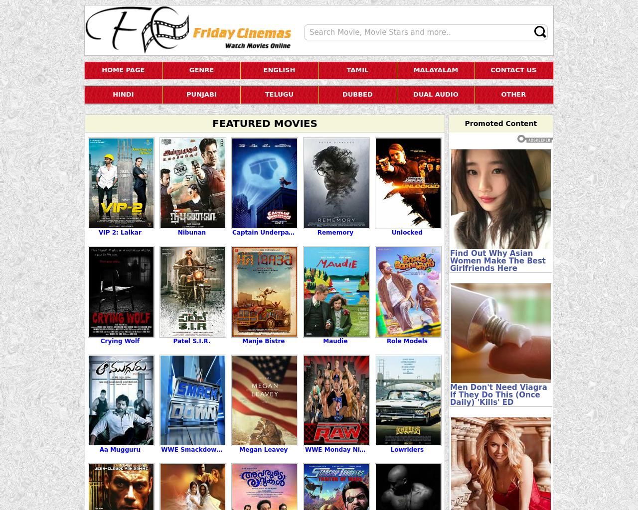 FridayCinemas-Advertising-Reviews-Pricing