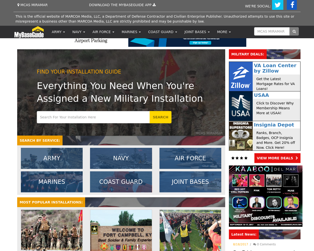 MyBaseGuide-Advertising-Reviews-Pricing