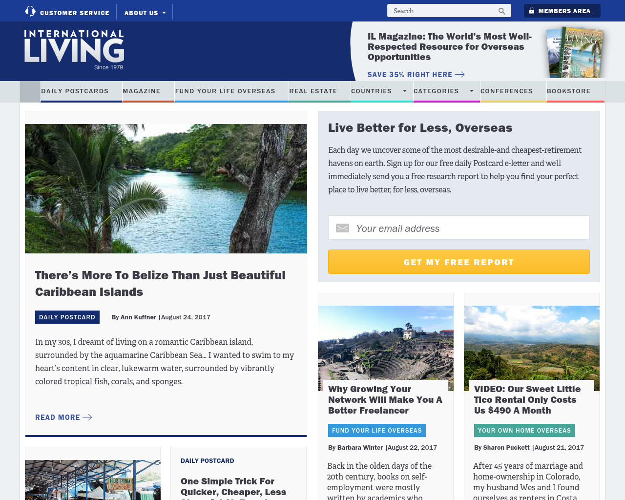 International-Living-Advertising-Reviews-Pricing