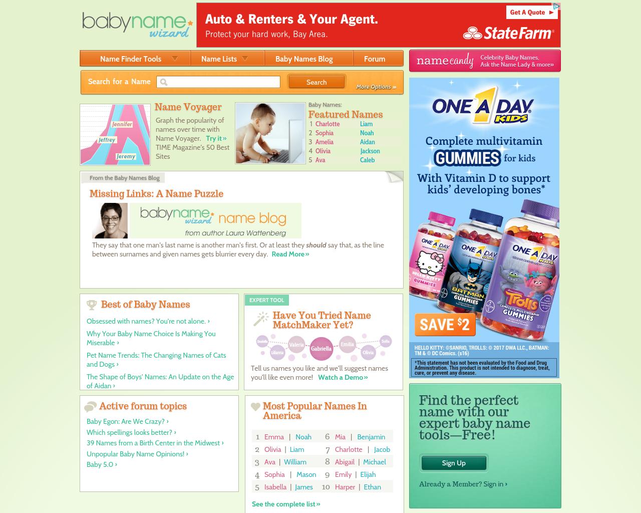 Baby-Name-Wizard-Advertising-Reviews-Pricing