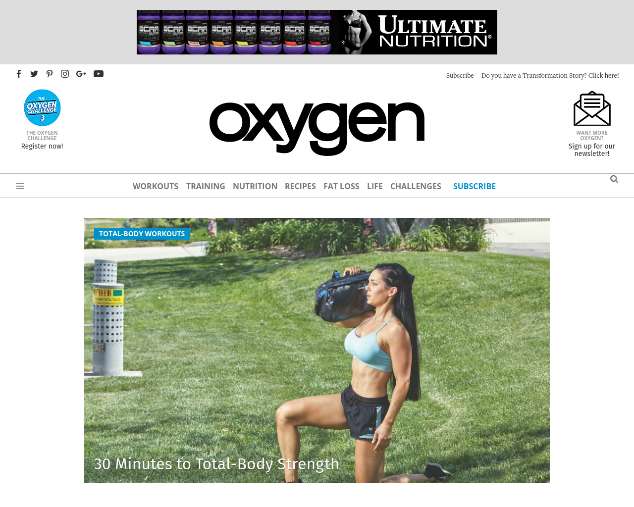 Oxygen-Women's-Fitness-Advertising-Reviews-Pricing