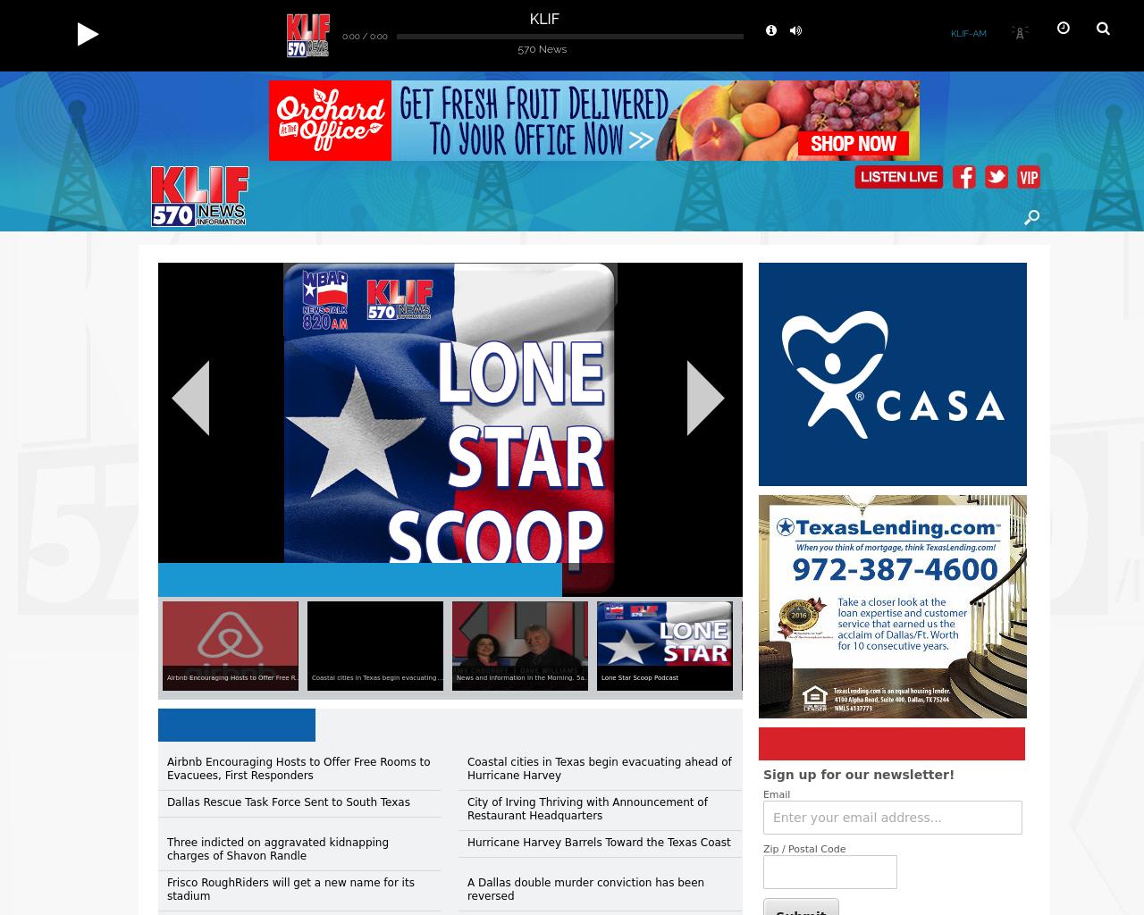 Klif-News-and-Information-Advertising-Reviews-Pricing