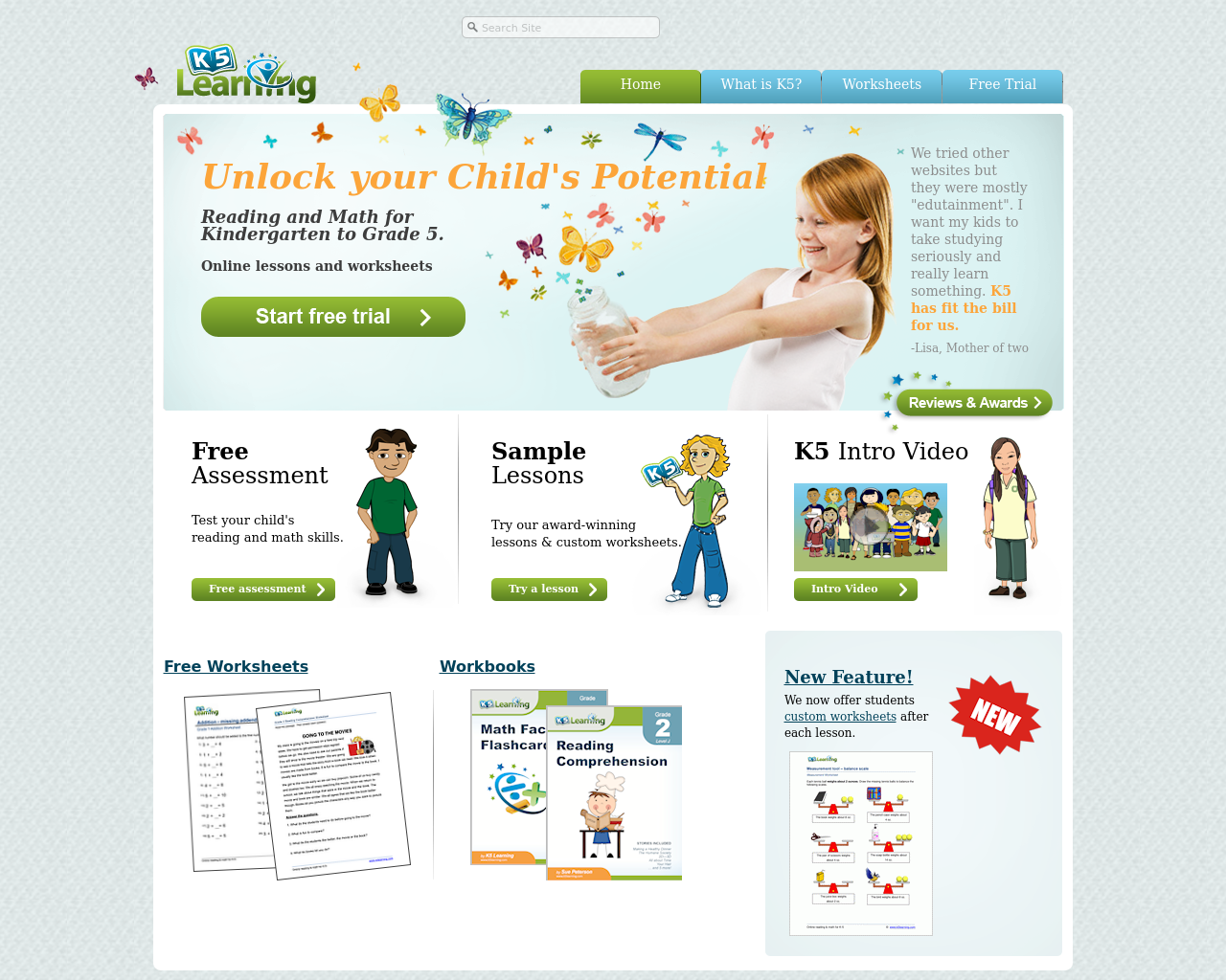 K5-Learning-Advertising-Reviews-Pricing