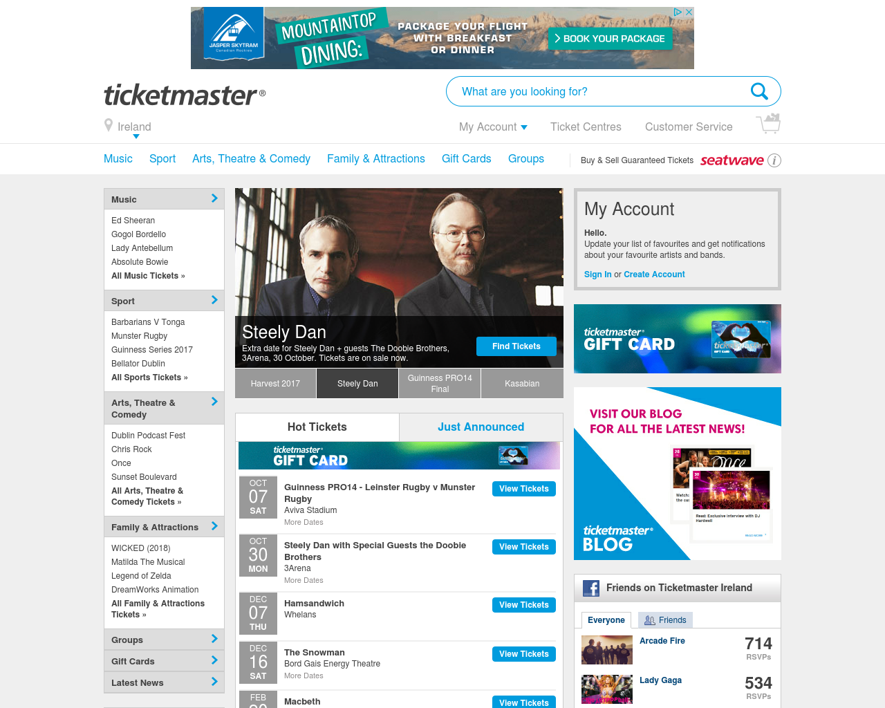 Ticketmaster-Advertising-Reviews-Pricing