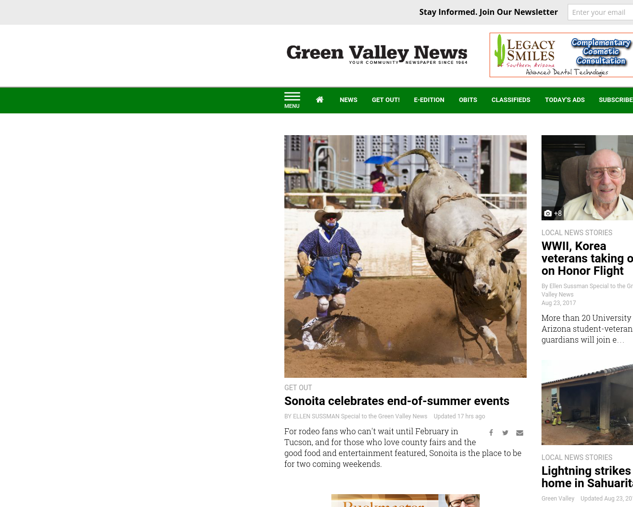 Green-Valley-News-Advertising-Reviews-Pricing