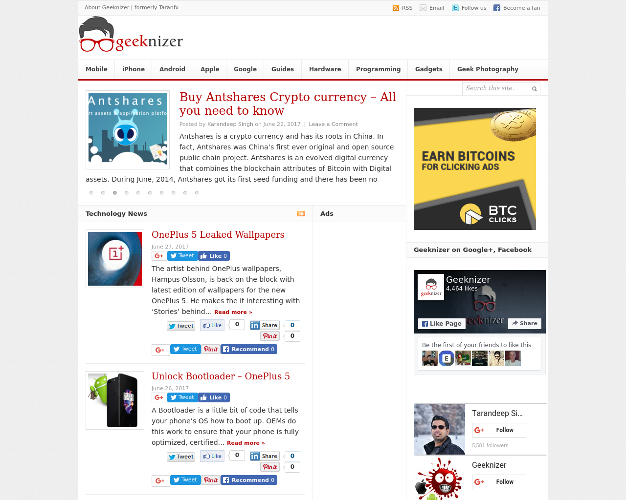 Geeknizer-Advertising-Reviews-Pricing