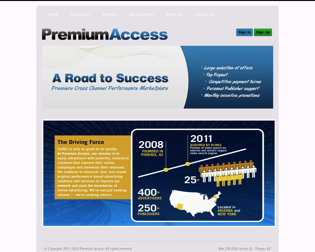 Premium-Access-Advertising-Reviews-Pricing