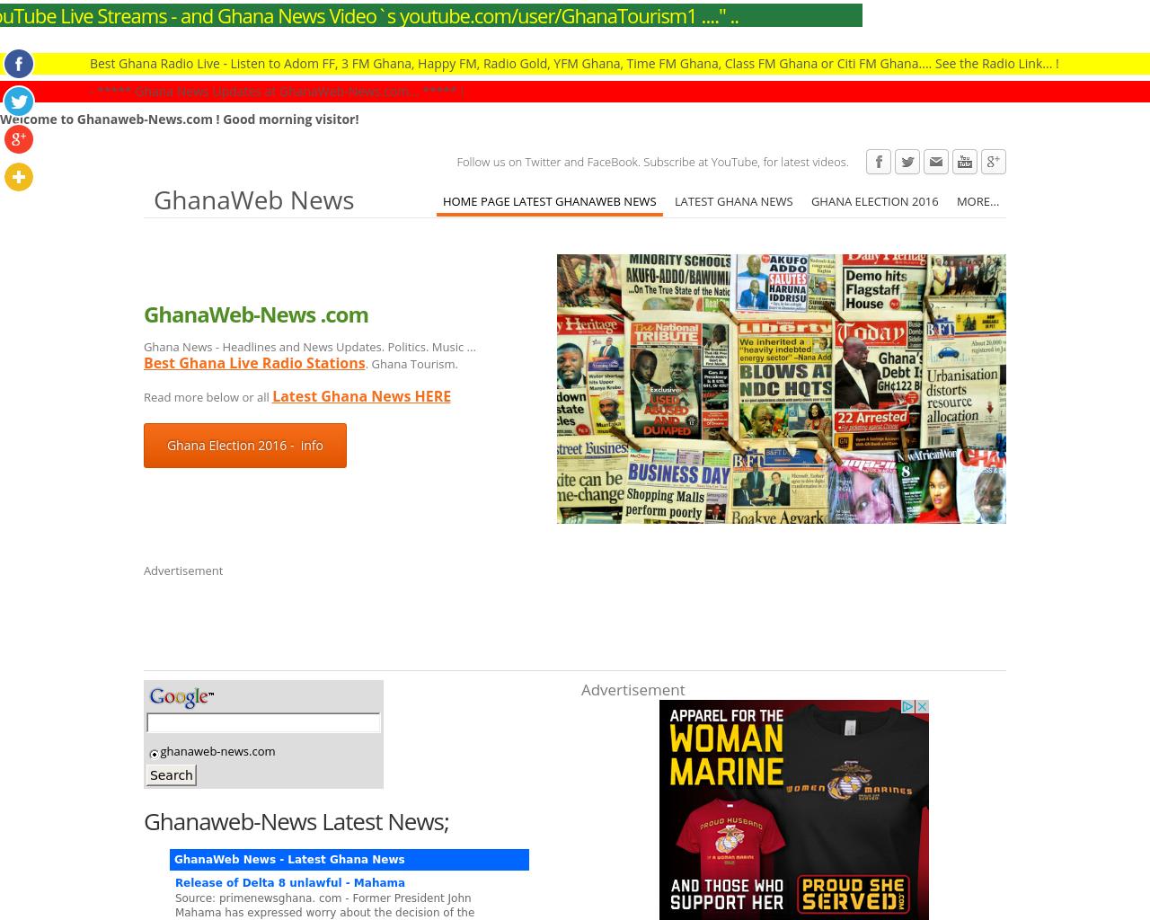 GhanaWeb-News.com-Advertising-Reviews-Pricing