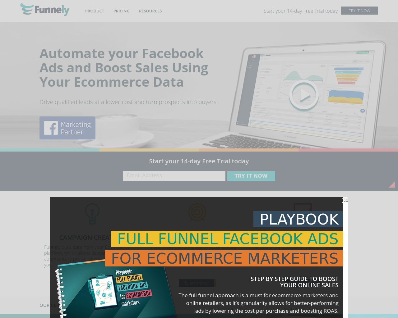 Funnely-Advertising-Reviews-Pricing