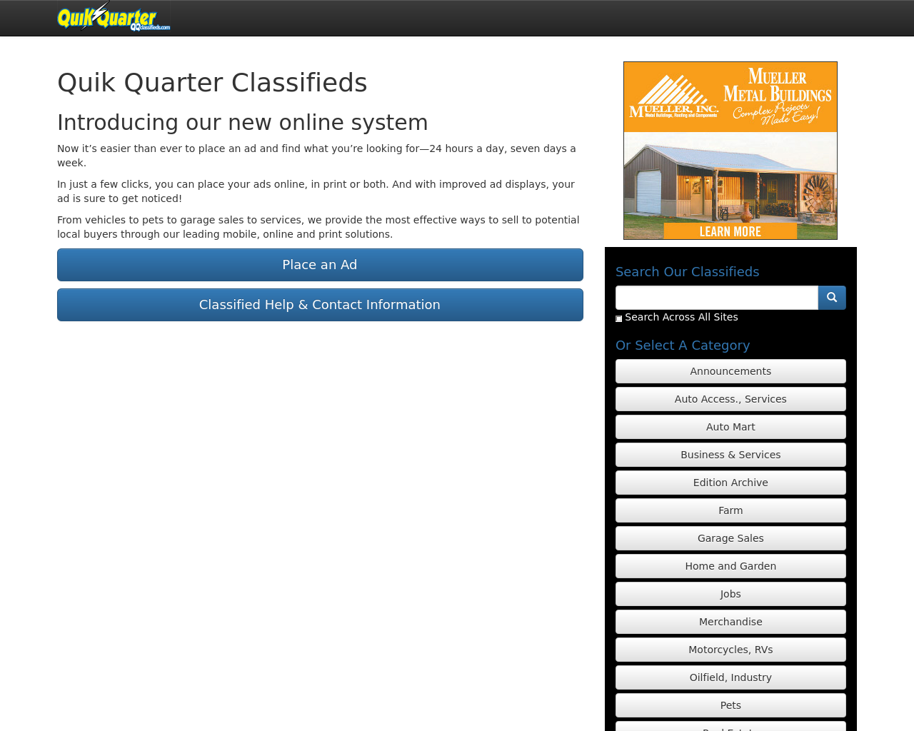 QuikQuarter-Classifieds-Advertising-Reviews-Pricing