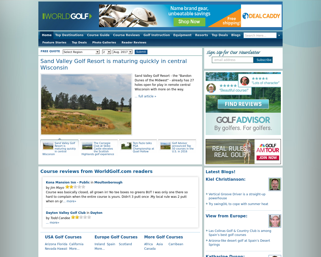GOLFNOW-Advertising-Reviews-Pricing