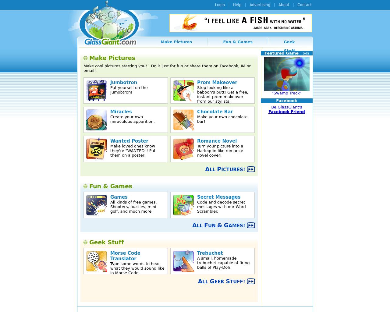 GlassGiant.com-Advertising-Reviews-Pricing