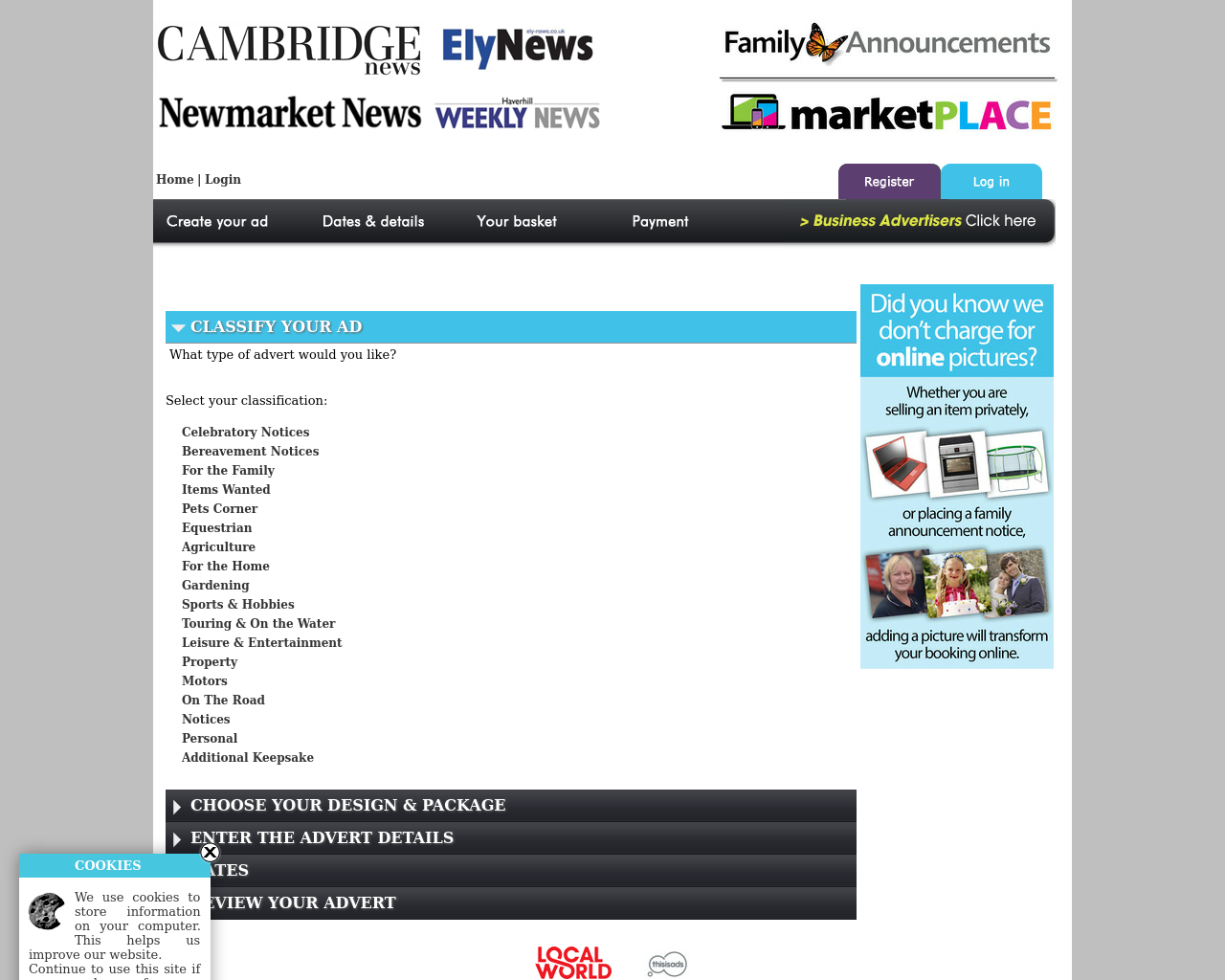 Cambridge-News-Advertising-Reviews-Pricing