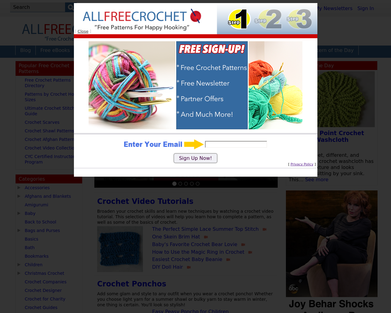 All-Free-Crochet-Advertising-Reviews-Pricing