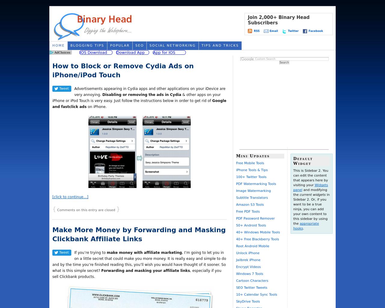 Binary-Head-Advertising-Reviews-Pricing