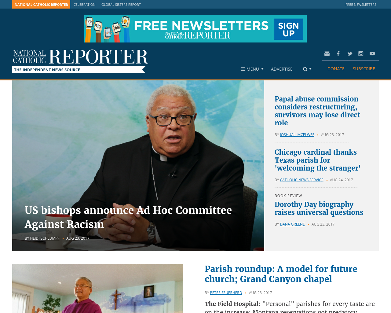 National-Catholic-Reporter-Advertising-Reviews-Pricing