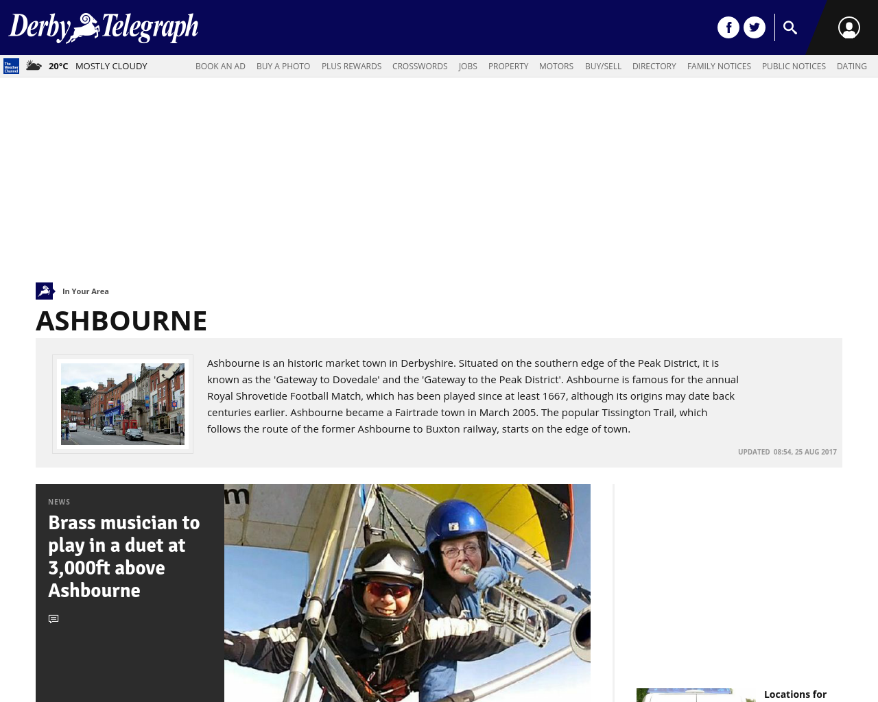 Ashbourne-News-Telegraph-Advertising-Reviews-Pricing