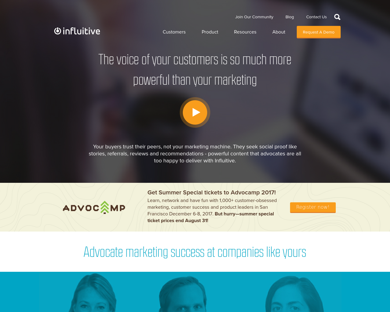 Influitive-Advertising-Reviews-Pricing