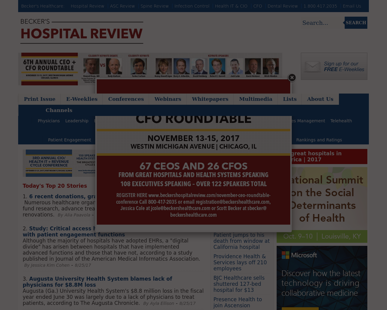 Becker's-Hospital-Review-Advertising-Reviews-Pricing