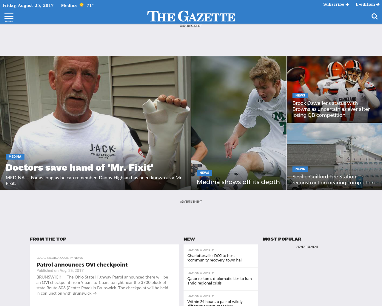 The-Medina-County-Gazette-Advertising-Reviews-Pricing