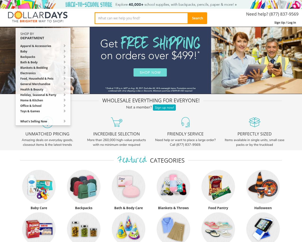 Dollar-Days-Advertising-Reviews-Pricing