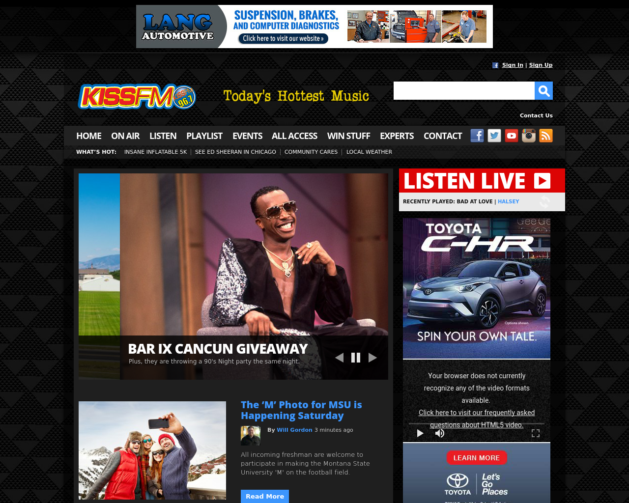 96.7-KISS-FM-Advertising-Reviews-Pricing