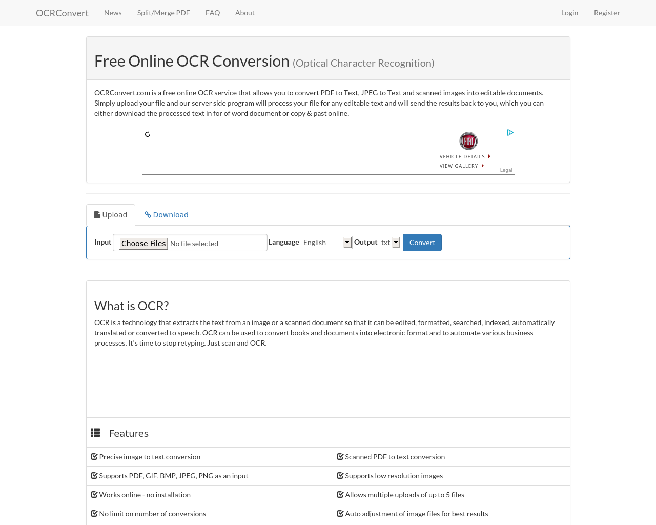 Online-OCR-Converter-Advertising-Reviews-Pricing