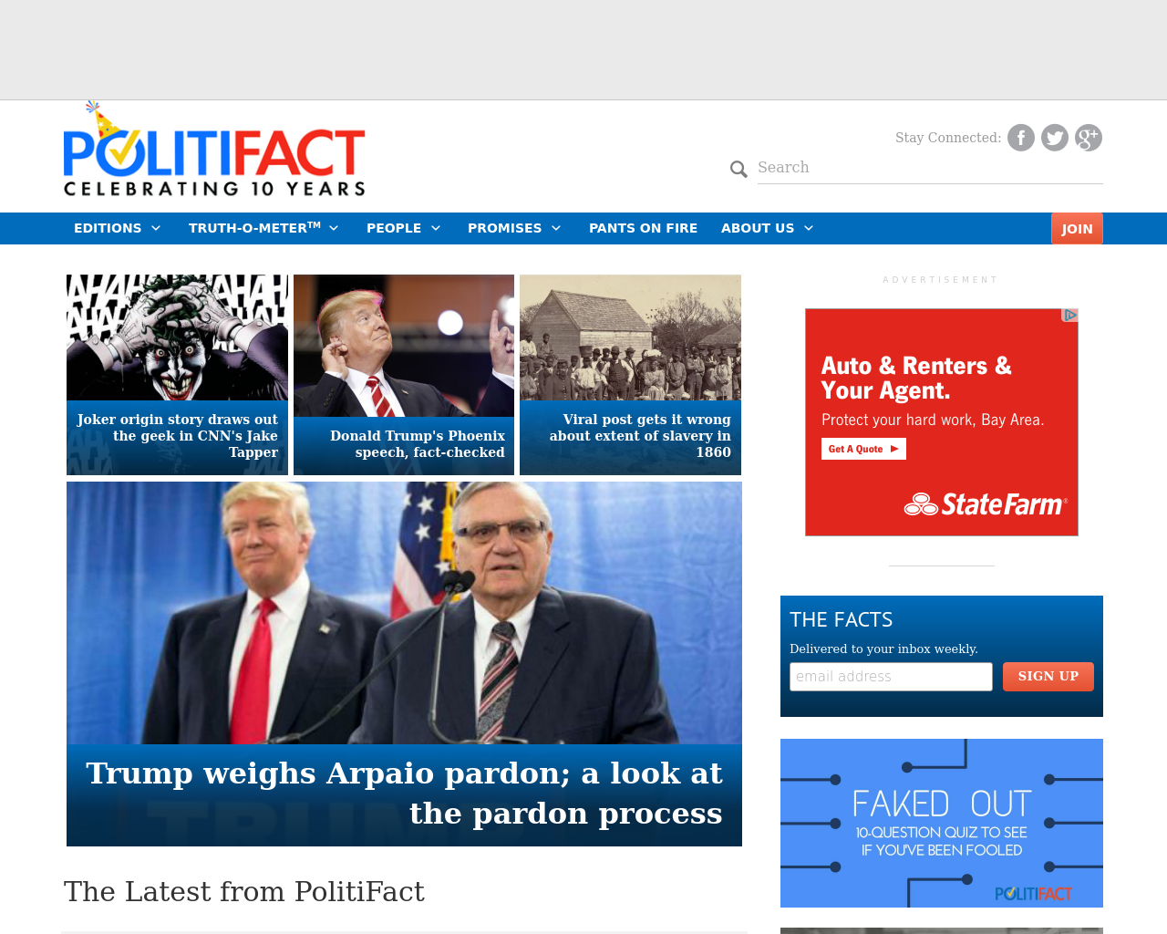 Politifact.com-Advertising-Reviews-Pricing