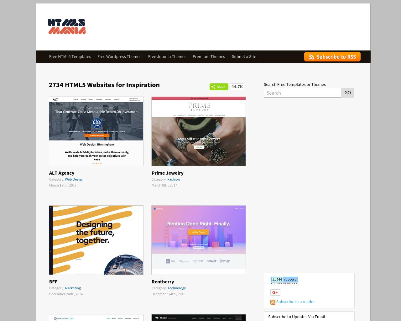 HTML5-MANIA-Advertising-Reviews-Pricing