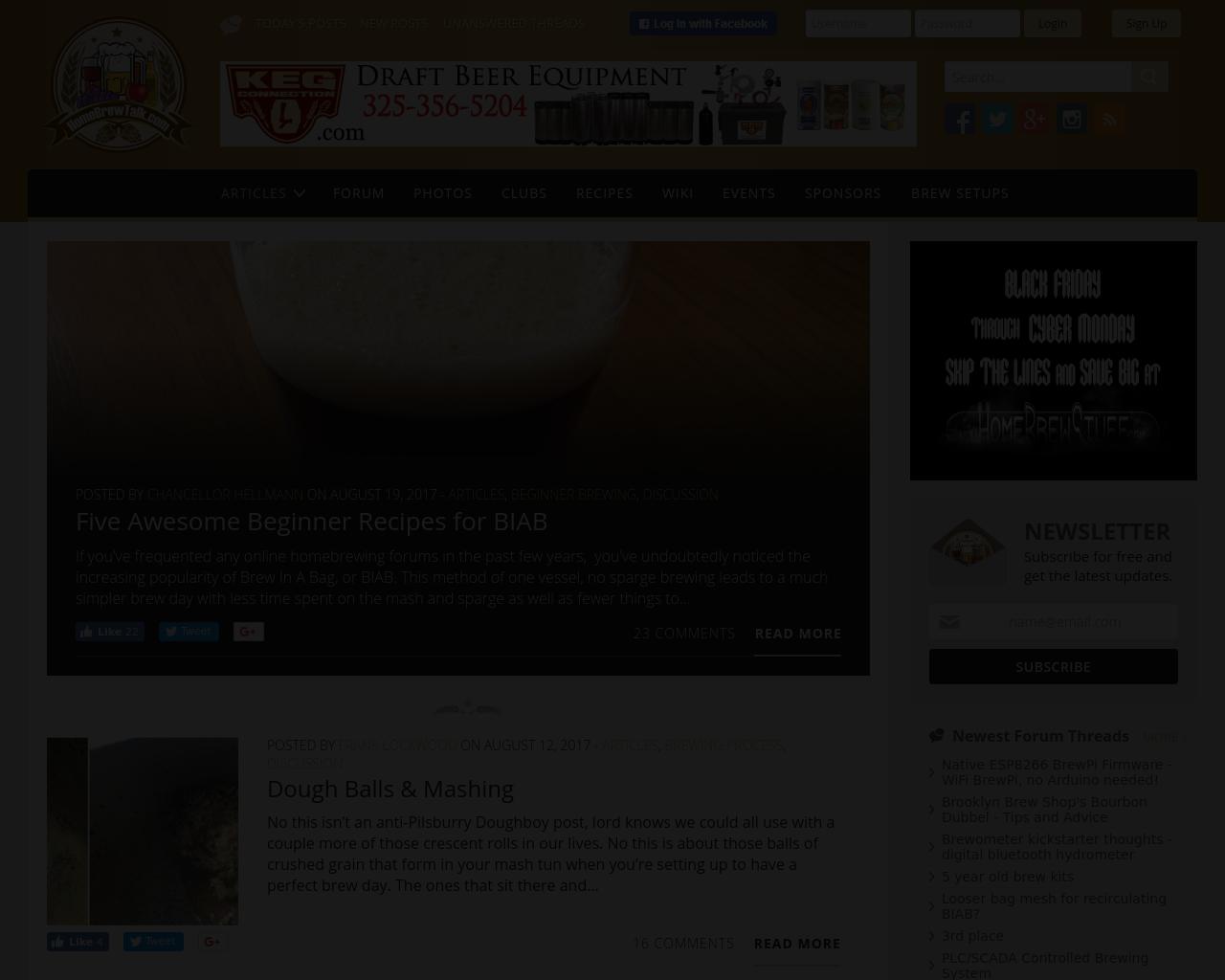 HomeBrewTalk.com-Advertising-Reviews-Pricing