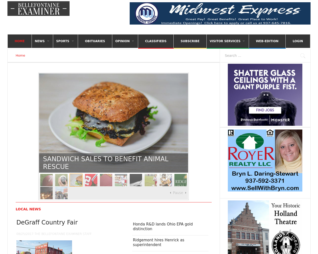 Bellefontaine-Examiner-Online-Advertising-Reviews-Pricing