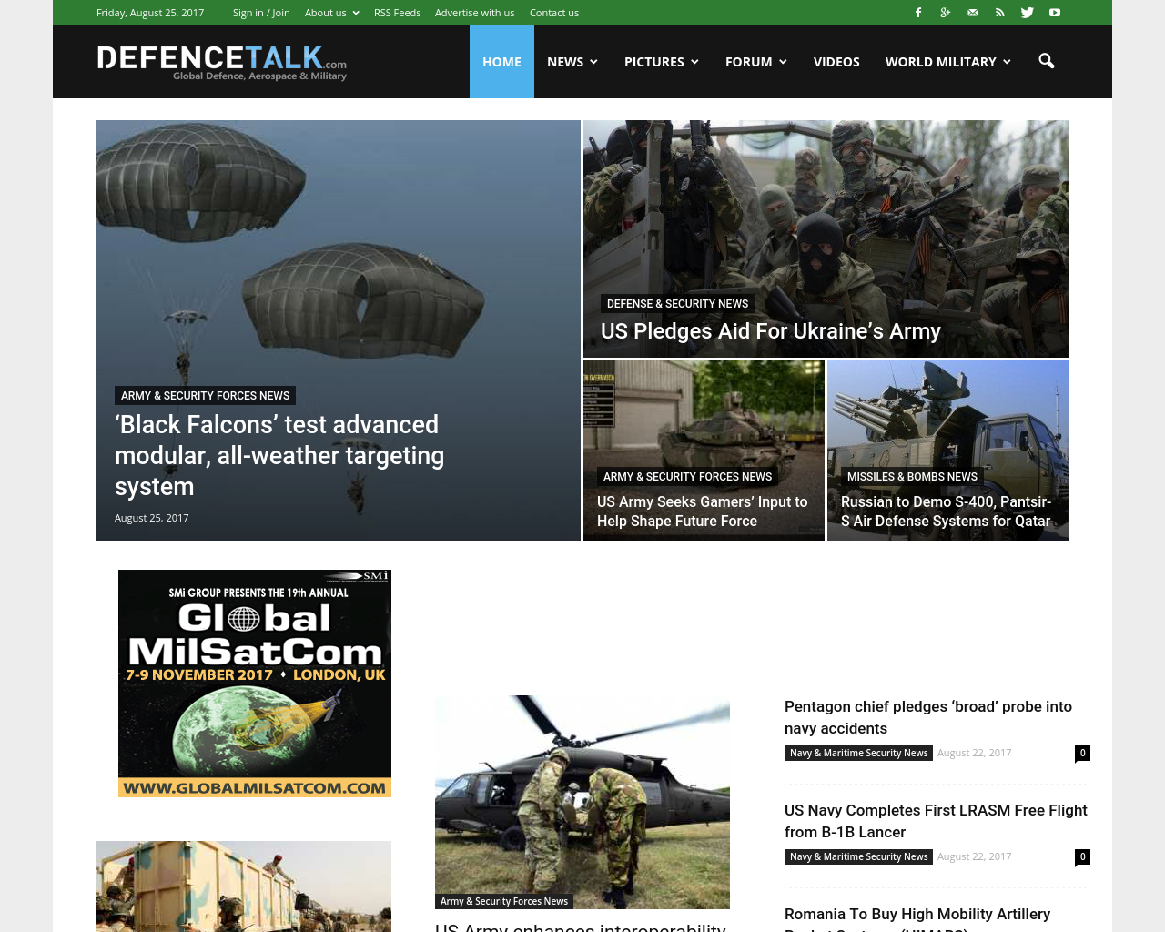 DEFENCE-TALK-Advertising-Reviews-Pricing
