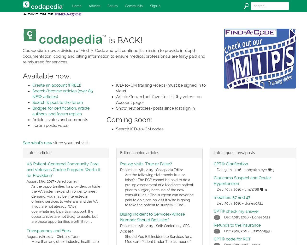 Codapedia-Advertising-Reviews-Pricing