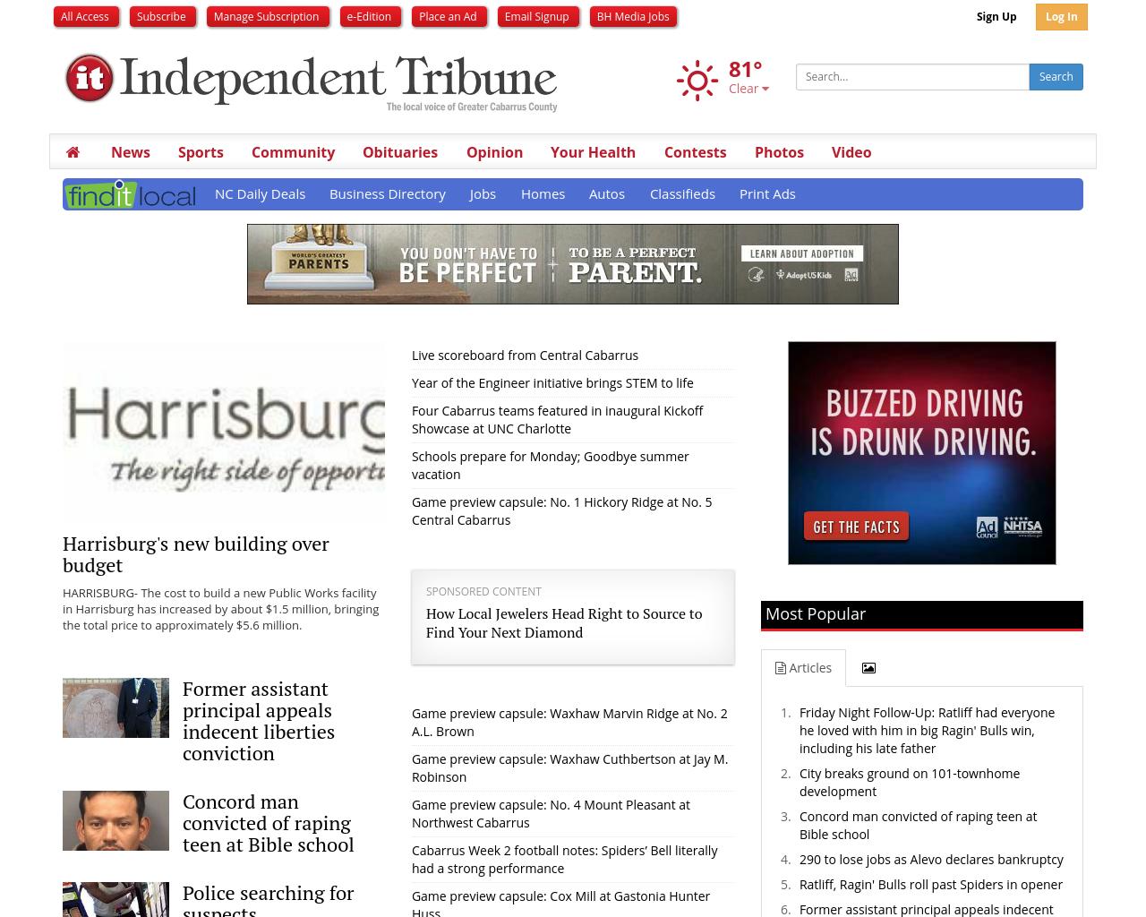 Independent-Tribune-Advertising-Reviews-Pricing