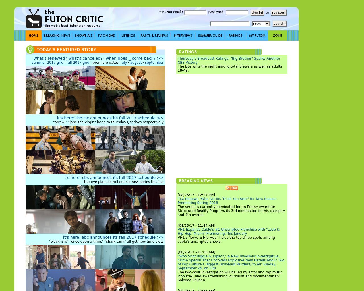 TheFutonCritic.com-Advertising-Reviews-Pricing