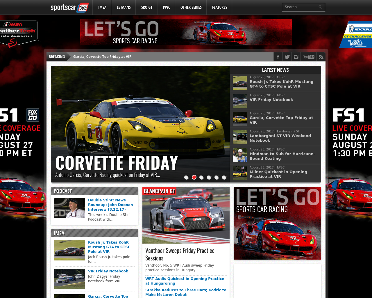 Sportscar365.com-Advertising-Reviews-Pricing