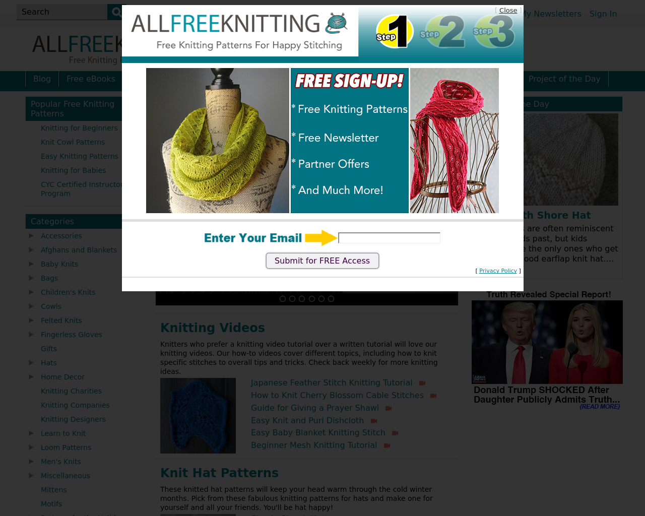 All-Free-Knitting-Advertising-Reviews-Pricing
