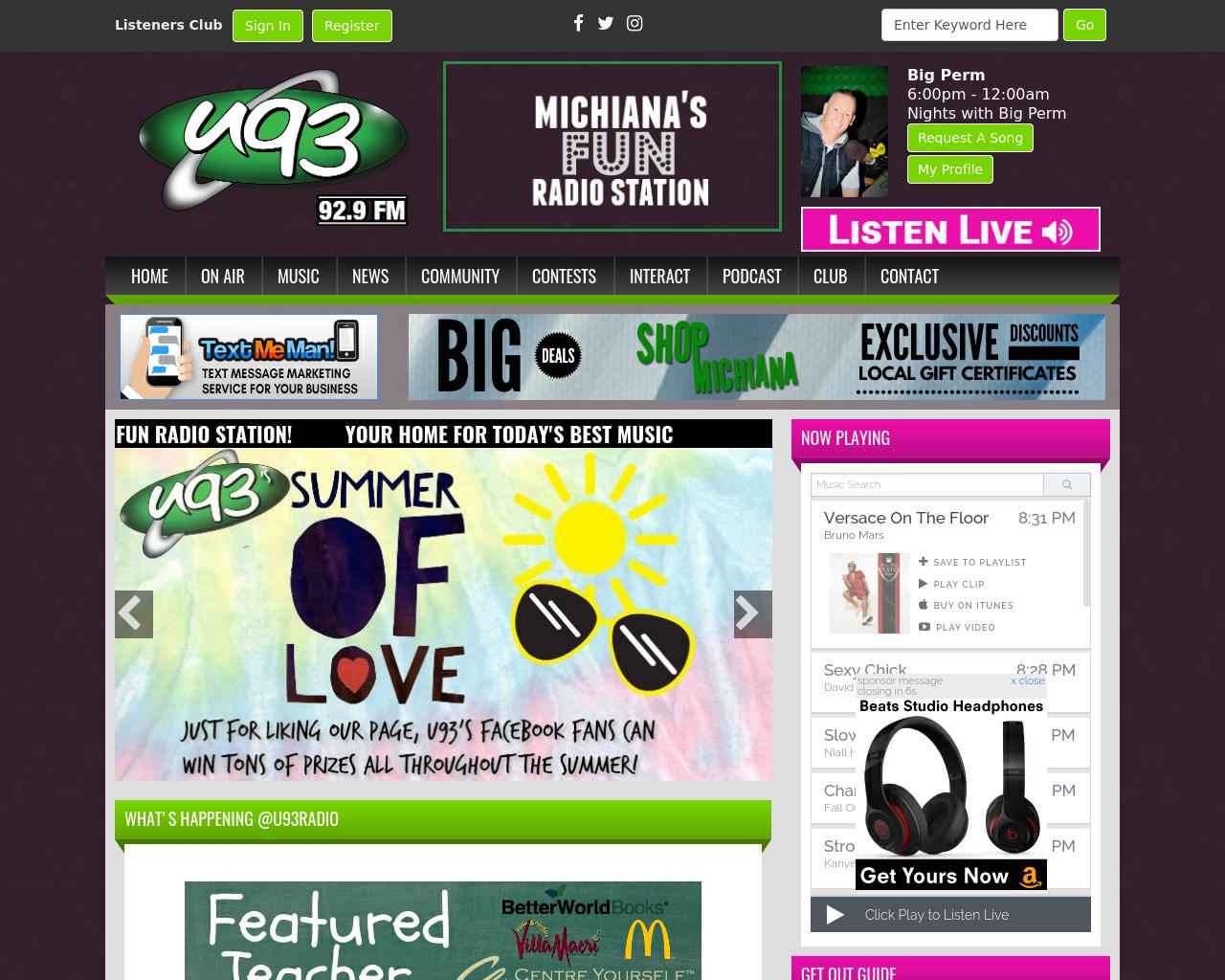 U93-Advertising-Reviews-Pricing