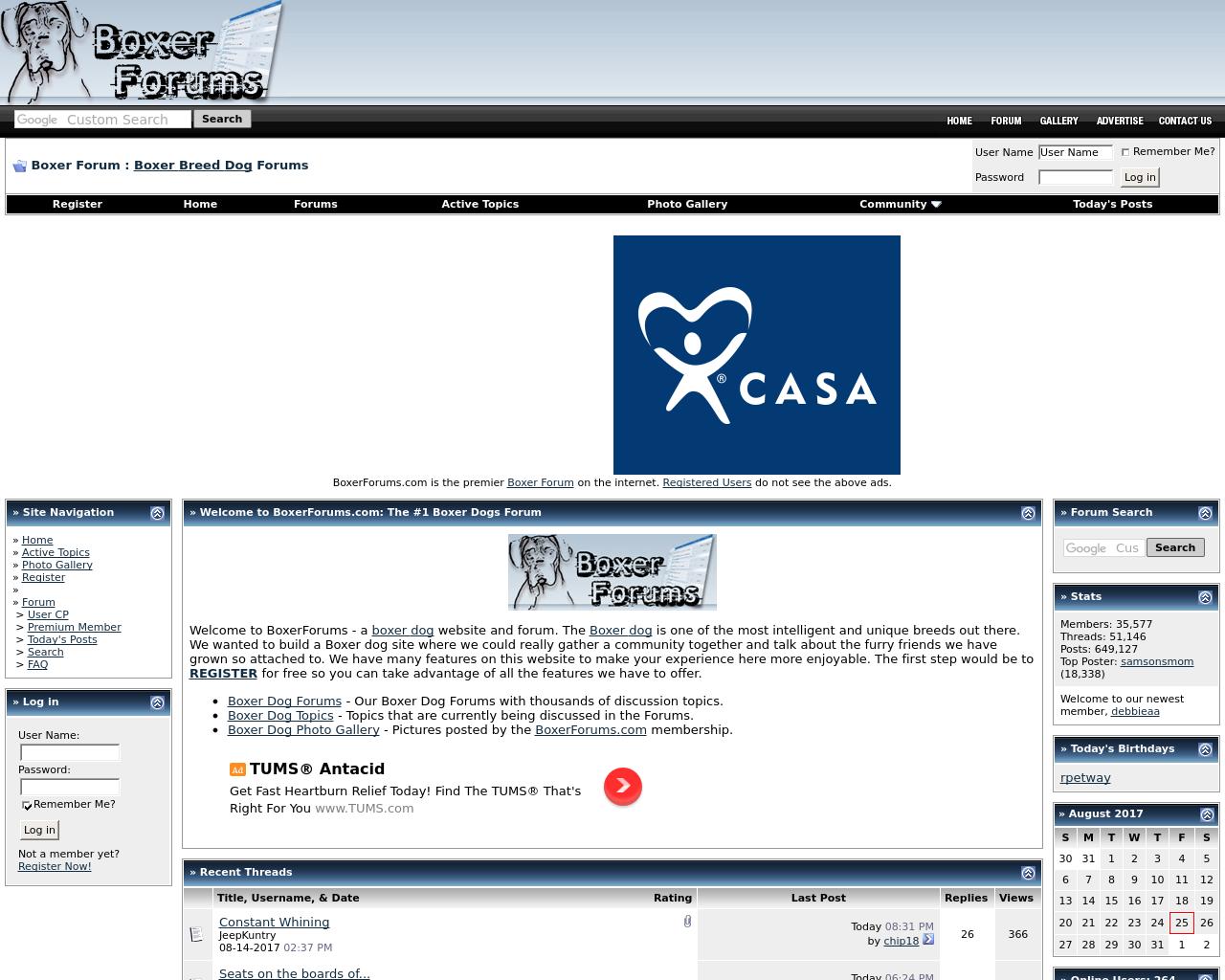 Boxer-Forum-Advertising-Reviews-Pricing
