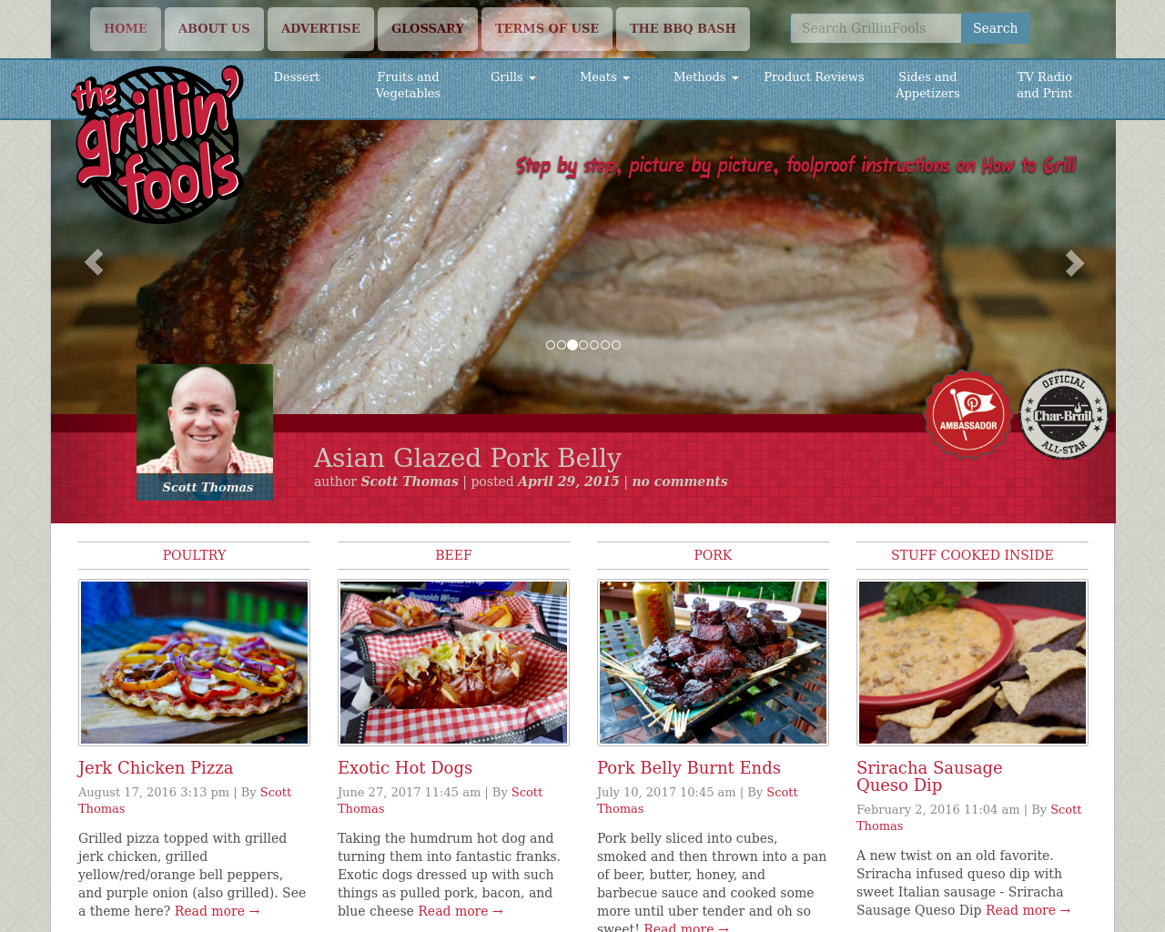 GrillinFools.com-Advertising-Reviews-Pricing