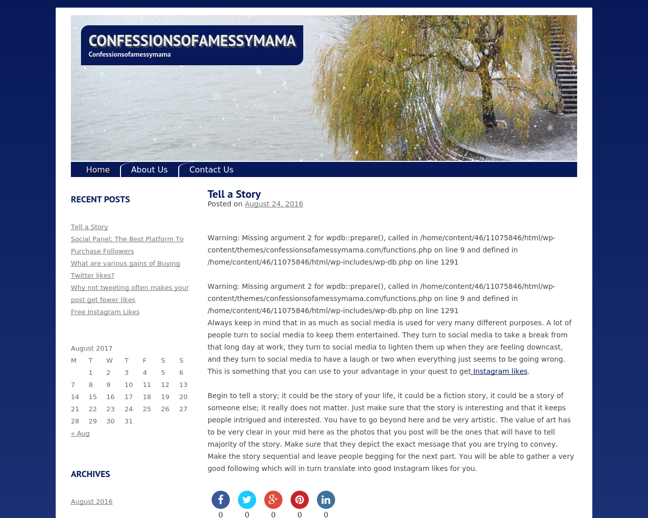 confessionsofamessymama.com-Advertising-Reviews-Pricing