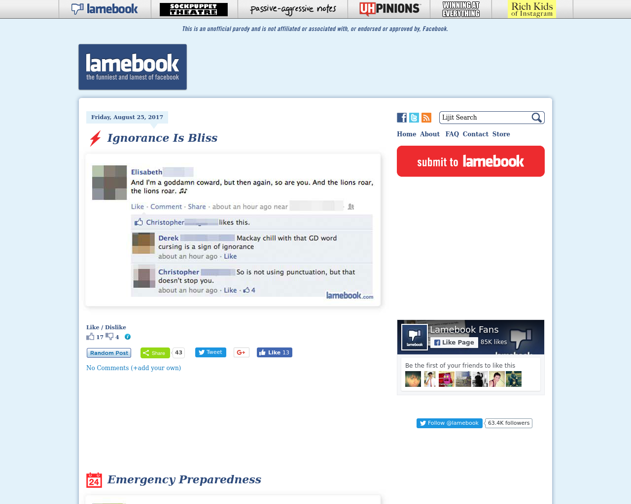 Lamebook-Advertising-Reviews-Pricing