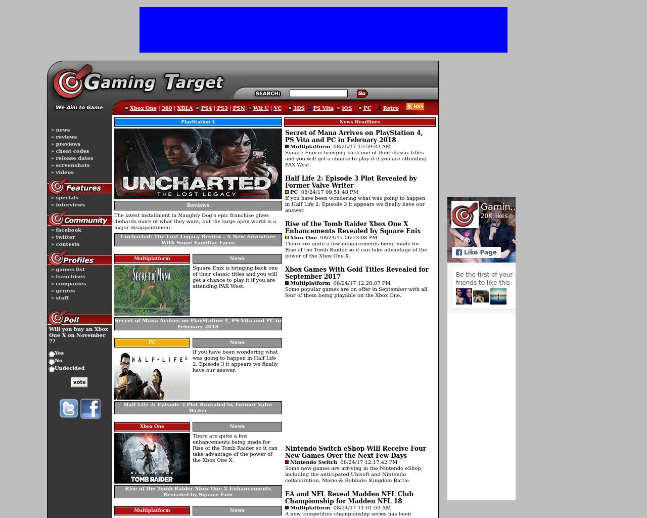 Gaming-Target-Advertising-Reviews-Pricing