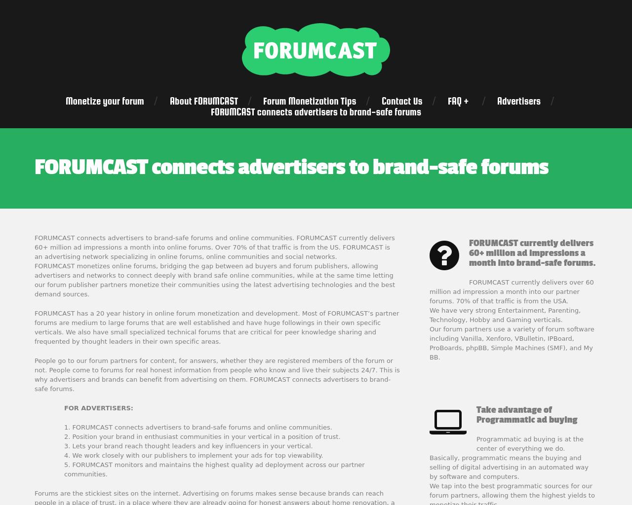 FORUMCAST-Advertising-Reviews-Pricing