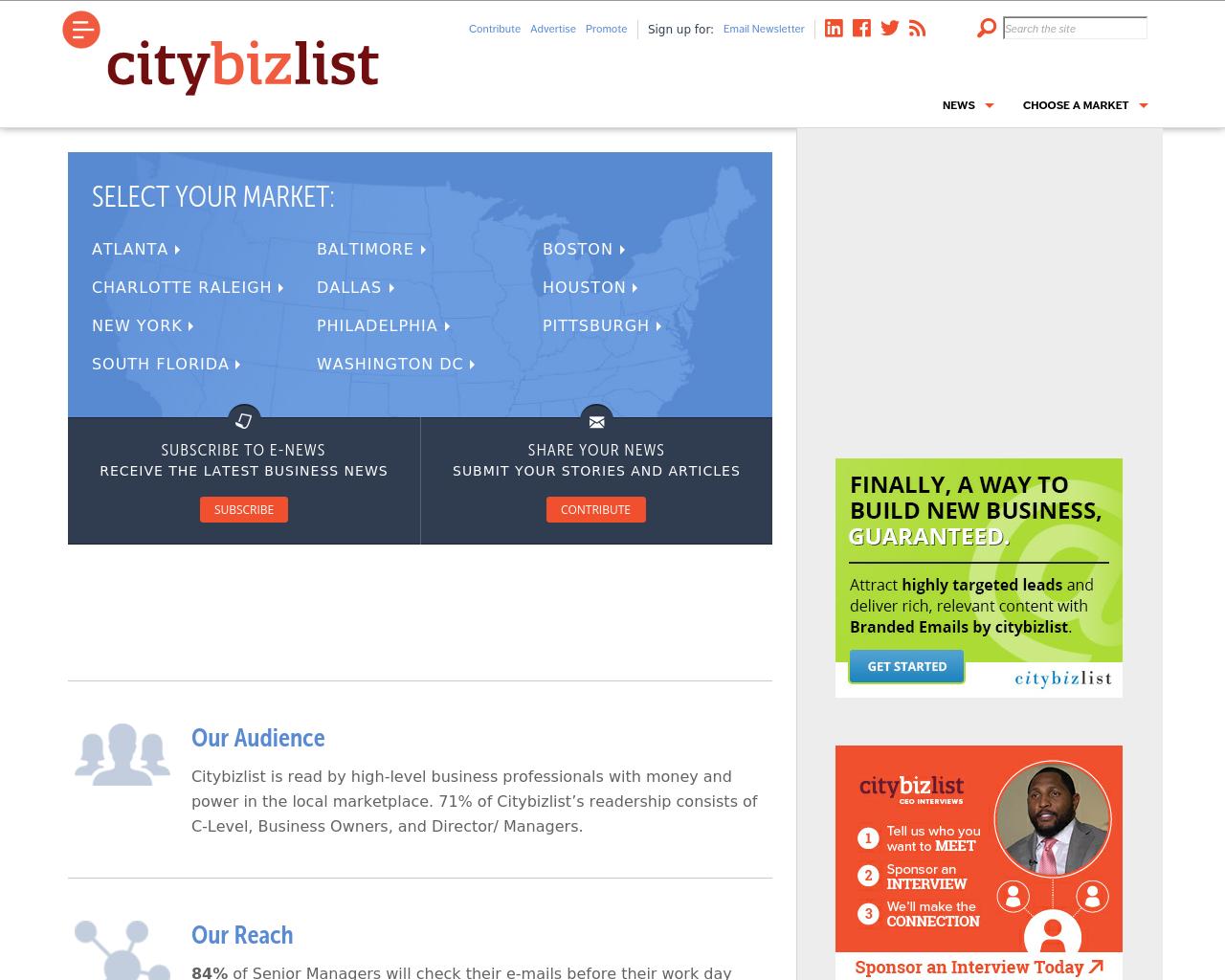 citybizlist-Advertising-Reviews-Pricing