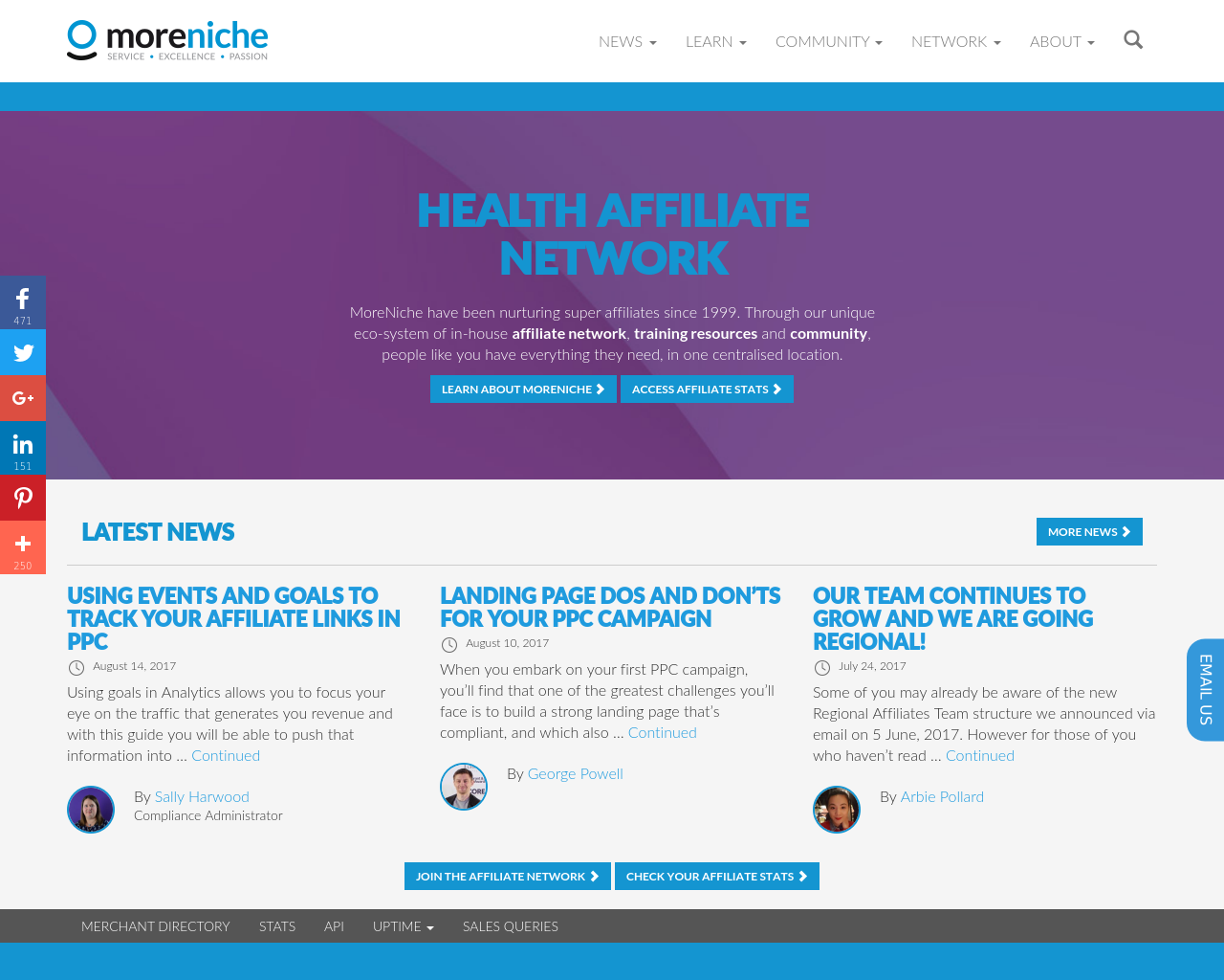 Moreniche.com-Advertising-Reviews-Pricing