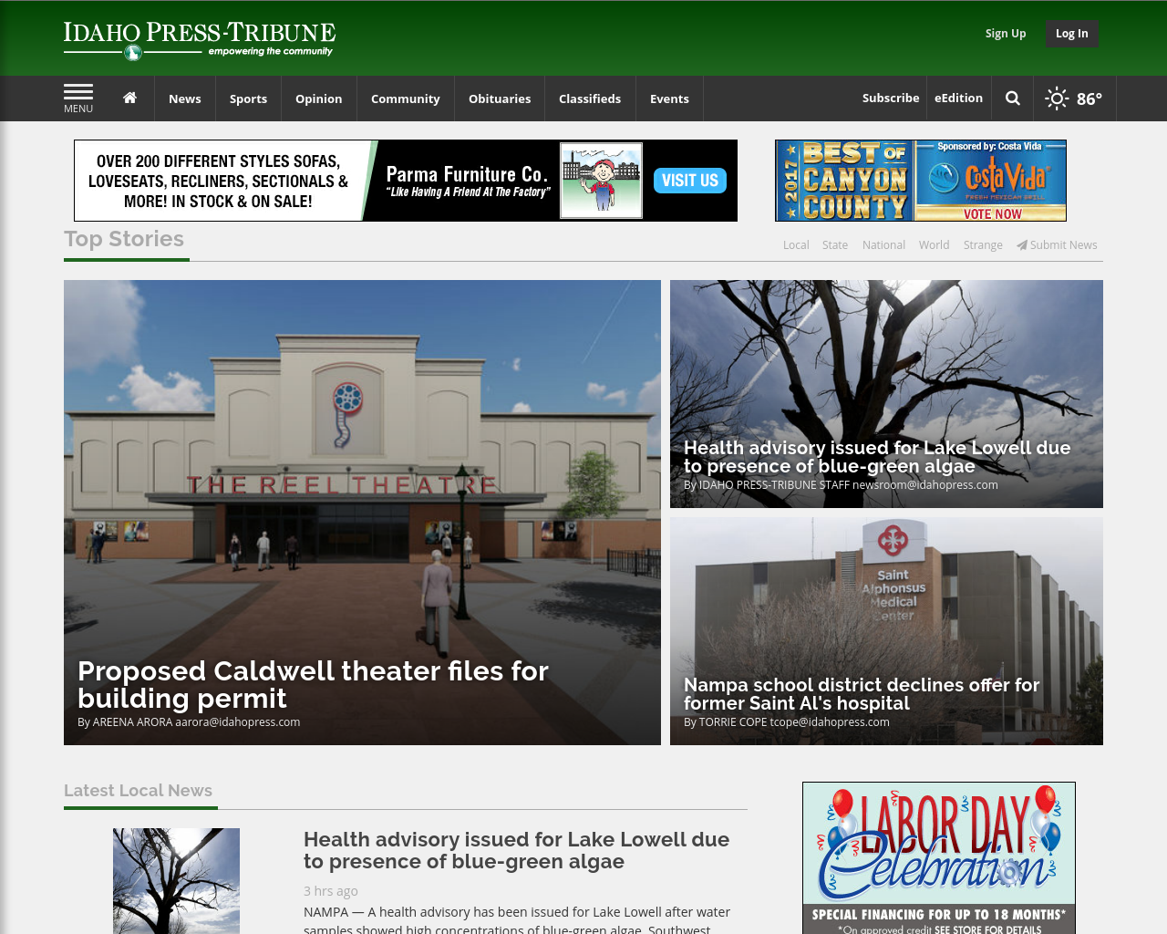 Idaho-Press-Tribune-Advertising-Reviews-Pricing