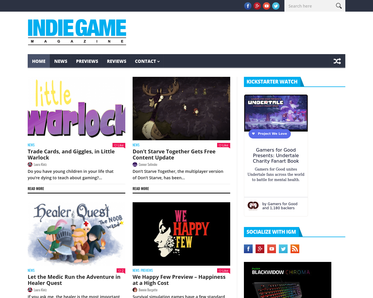 Indie-Game-Magazine-Advertising-Reviews-Pricing