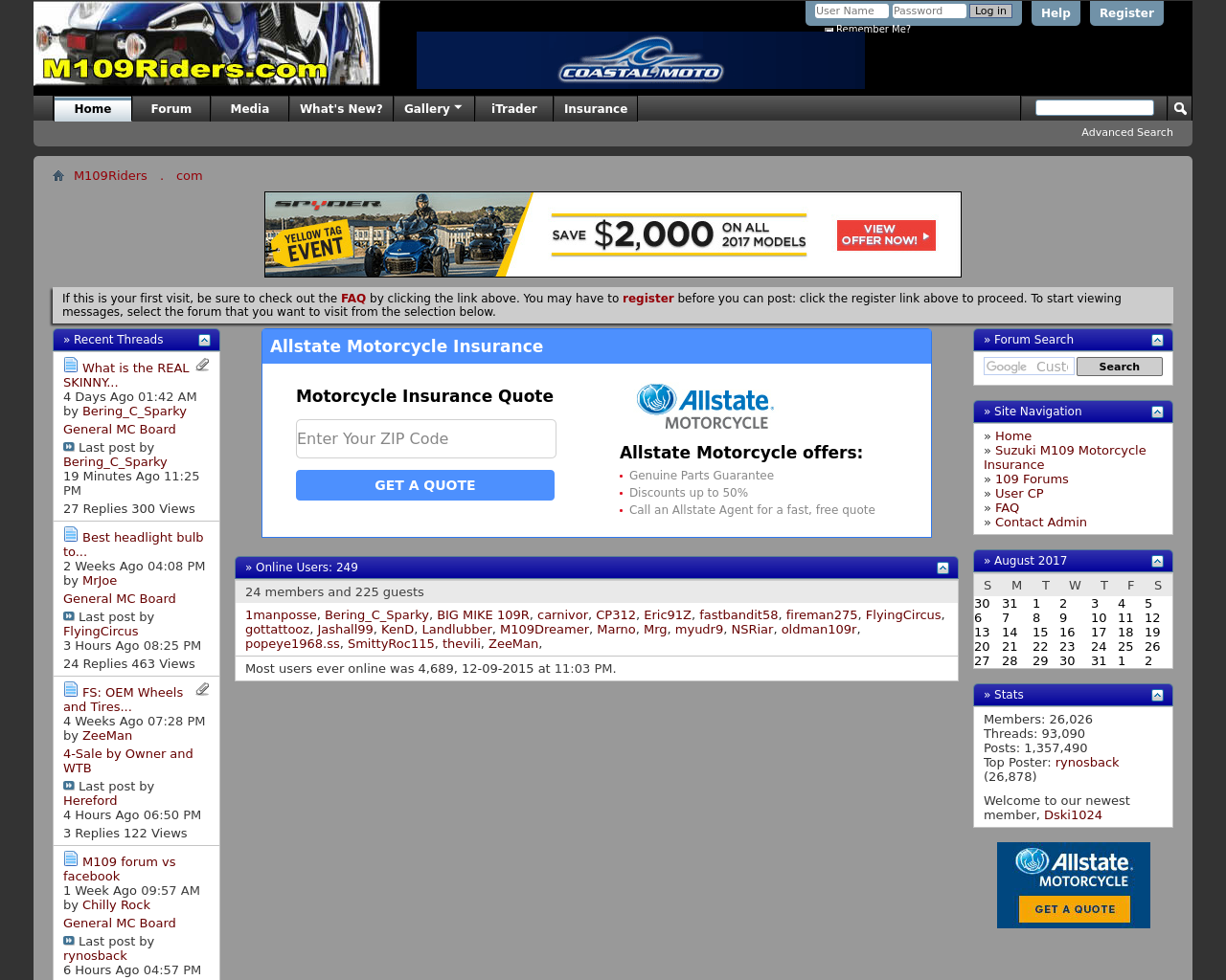 M109Riders.com-Advertising-Reviews-Pricing