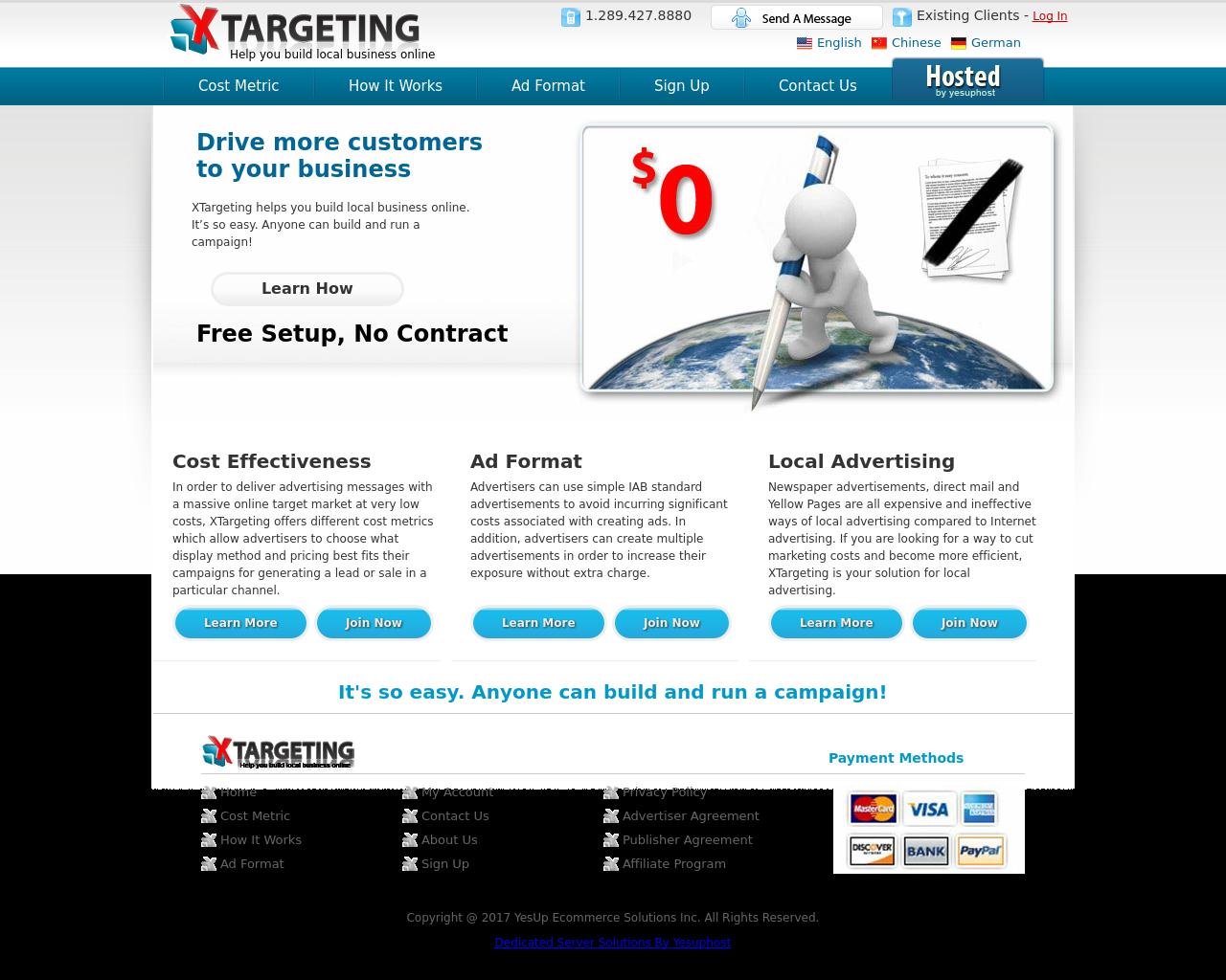XTargeting-Advertising-Reviews-Pricing